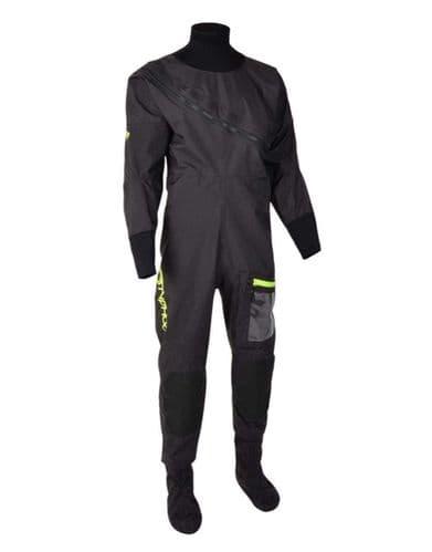 Typhoon Men's Ezeedon 4 Front Entry Dry Suit